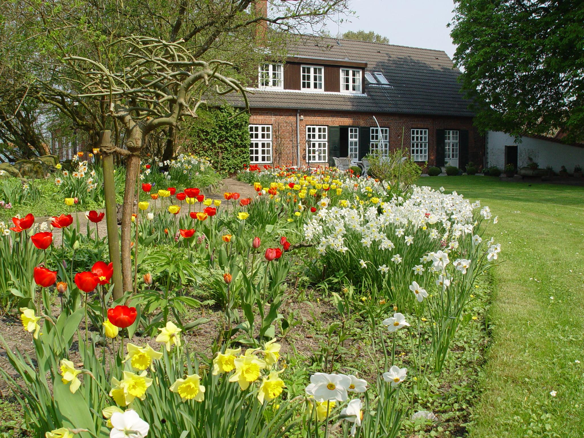 Gut Friederikenhof - buntes Frühlingswetter