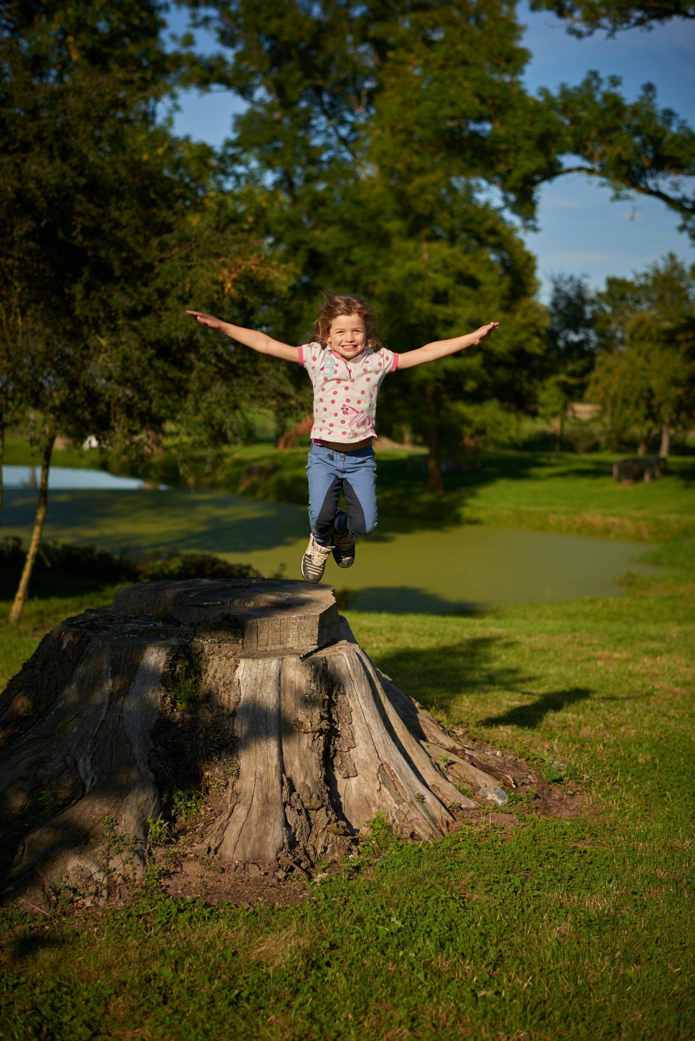 Gut Friederikenhof - Spielen, Toben, Glücklich sein
