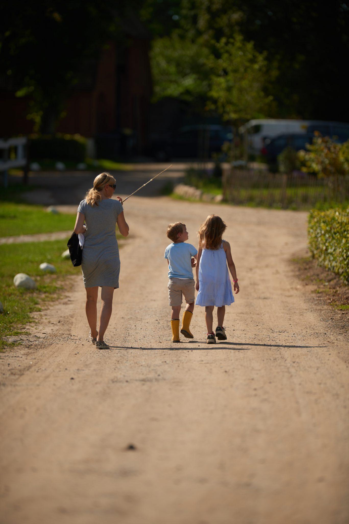 Gut Friederikenhof - Urlaub mit der ganzen Familie