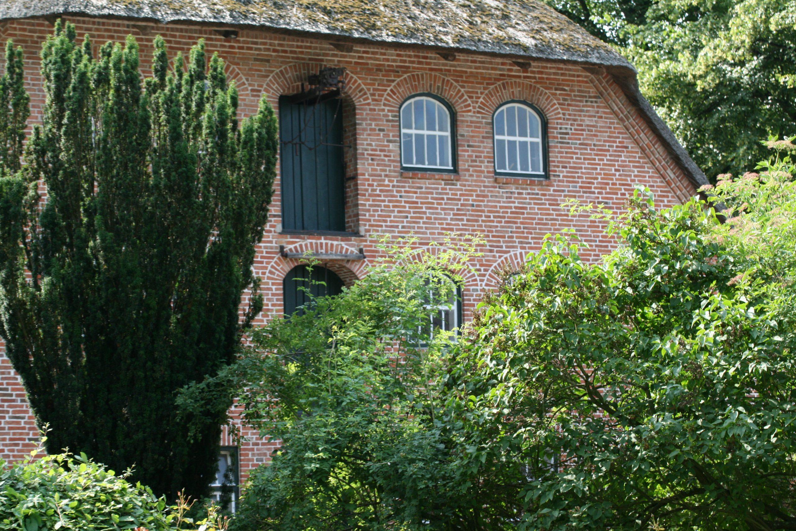 Gut Friederikenhof - historische Gebäude