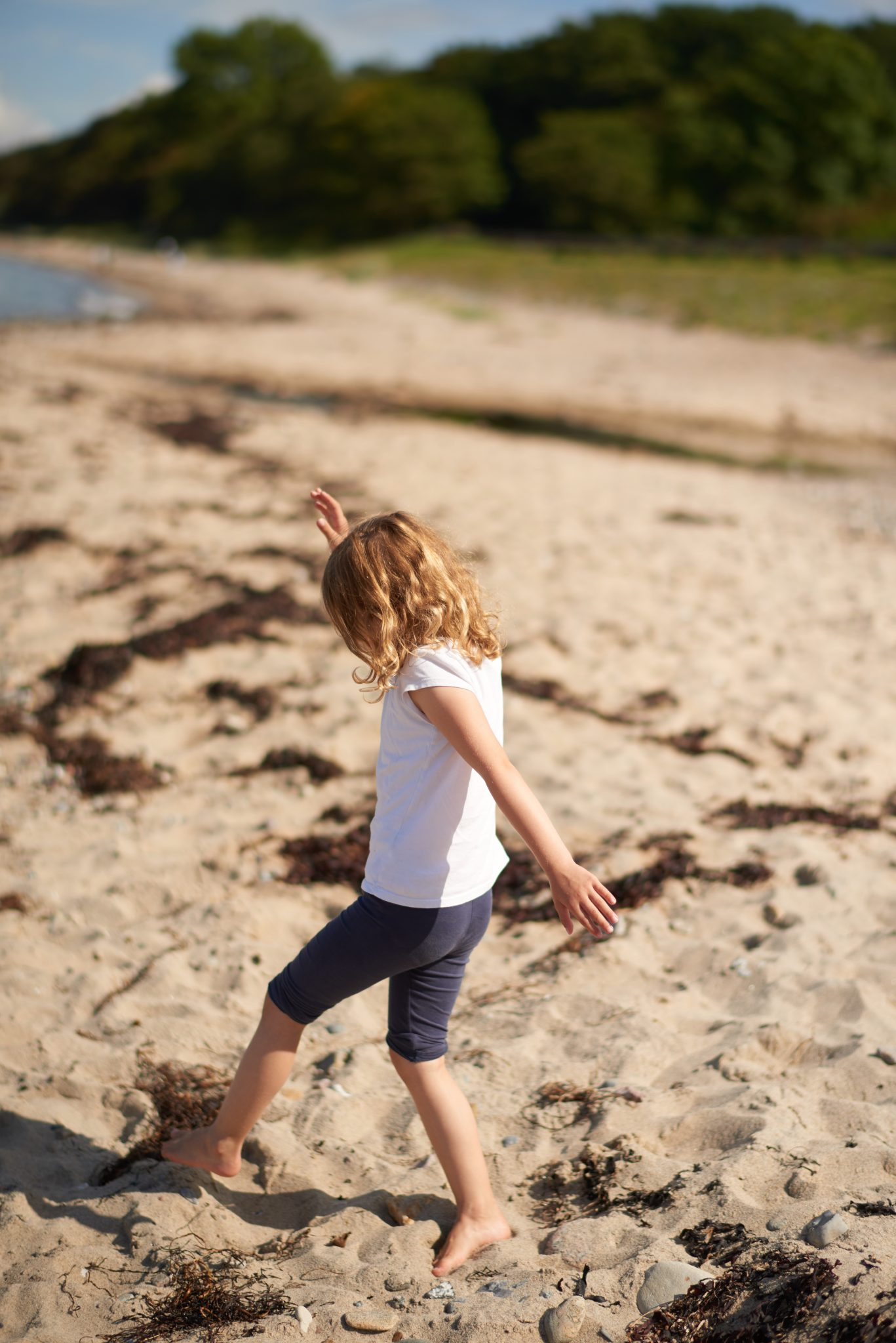 Gut Friederikenhof - Spaß am Strand