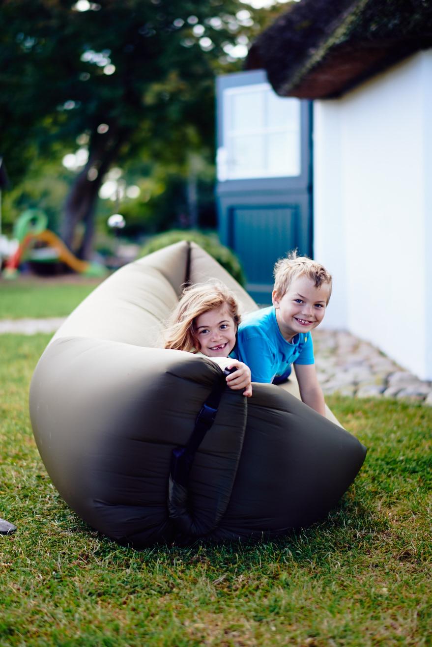 Gut Friederikenhof - gückliche Kinder