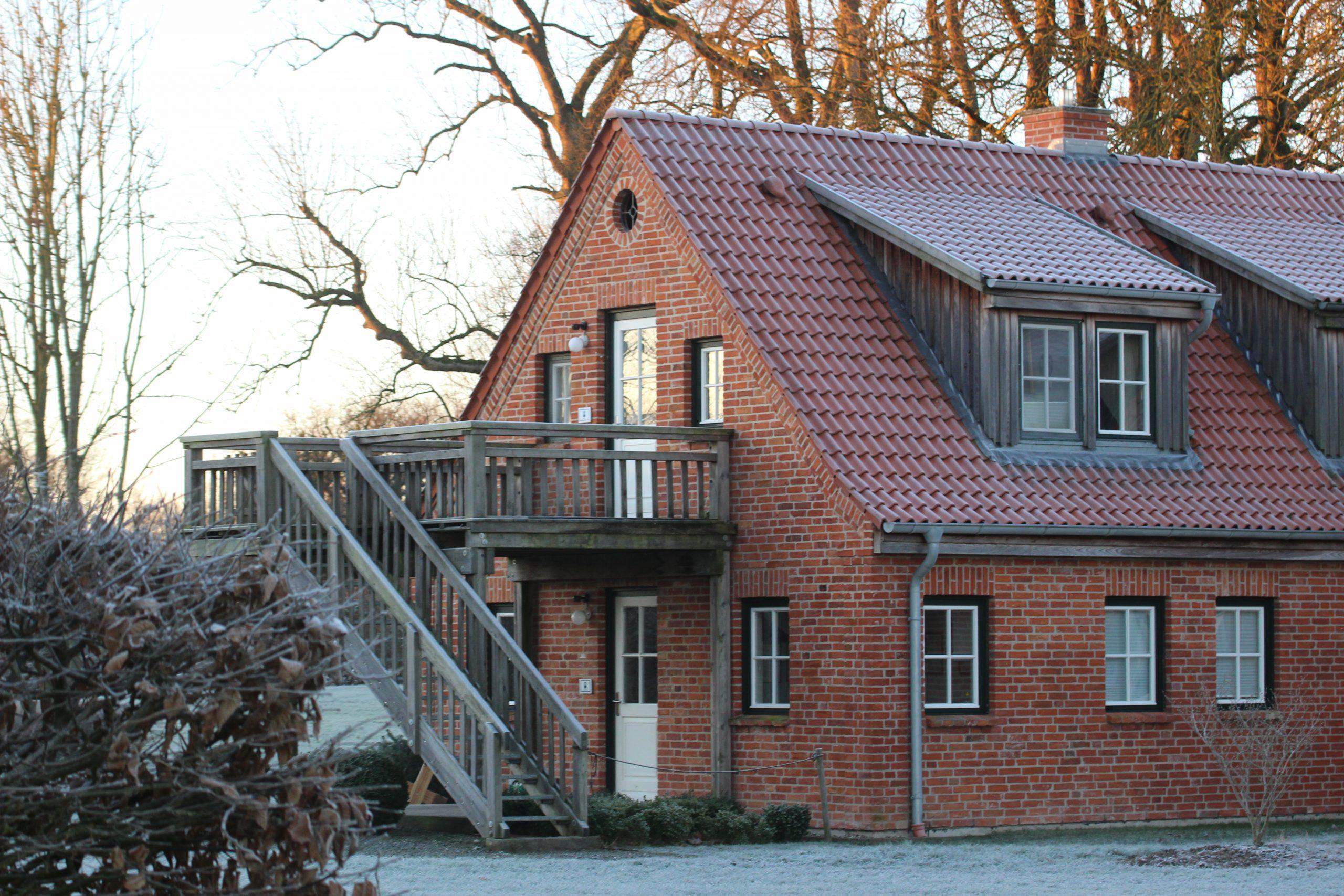 Gut Friederikenhof - die Ferienwohnungen Albrecht Thaer und Friederike