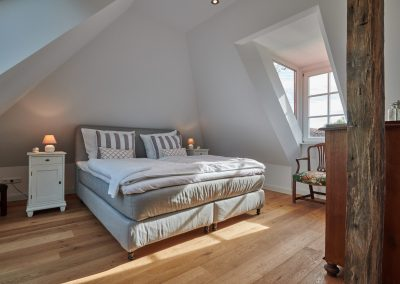 Stellmacherei - Schlafzimmer OG