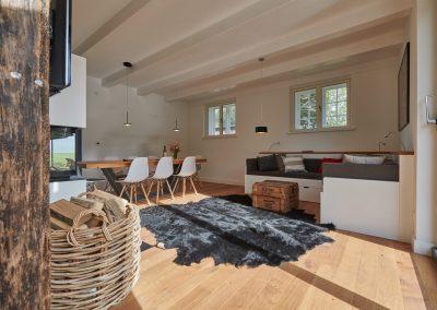 Stellmacherei - Wohnzimmer